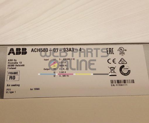 ACH580-01-03A3-4