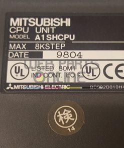 A1SHCPU Processor Unit