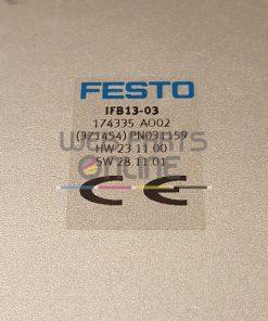 Festo IFB13-03 Bus Module 174335