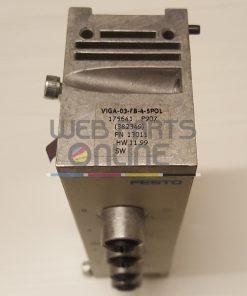 Festo VIGA-03-FB-4-5POL Output Module 175641