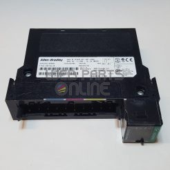 Allen Bradley 1756-OB16E electronically fused output