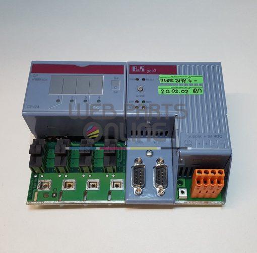 B&R Automation CP474 CPU Module