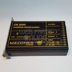 Melcher LM 2000 Chopper Power Supply