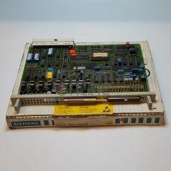 Siemens 6ES5 244-3AA21 Temperature Control Card