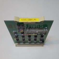 Muller Martini 4216.1006.4A control Card