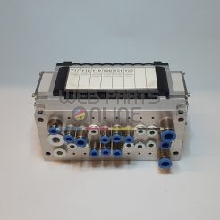 Festo CPV14 Series Valve block 8 Way 6 0