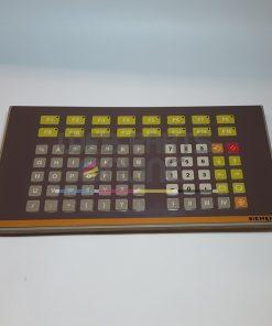 Siemens 6FM1 496-1BB10 Operator Keyboard