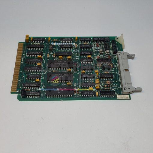 Goss E17373-1 CPC system control board