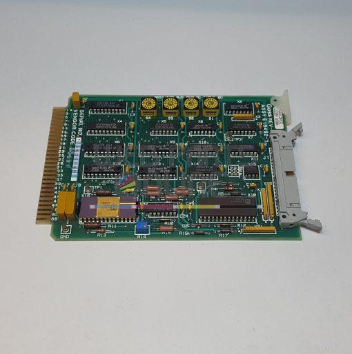 Goss E18462-1 Assy Standard Bus Analog Input Board
