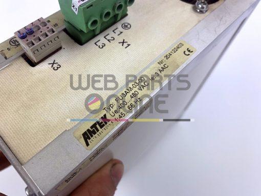 Antek FU3AM-03-00 Frequency Inverter