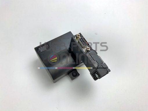 Siemens 6SE3 290-0XX87-8PB0 Profibus Module