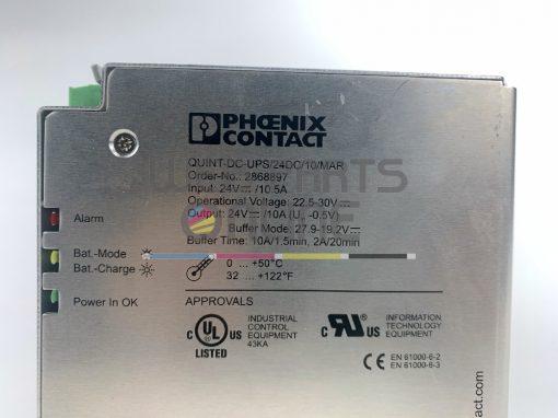 Phoenix Contact Quint DC-UPS/24DC/10/MAR