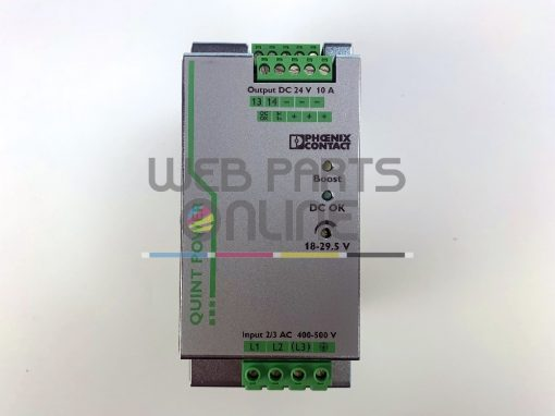 Quint PS/3AC/24DC/10 Three Phase Power Supply