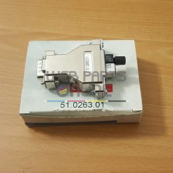 51.0263.01 Cotas fibre optic converter