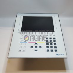 KBA B&R IPC5000 Reelstand Control Panel