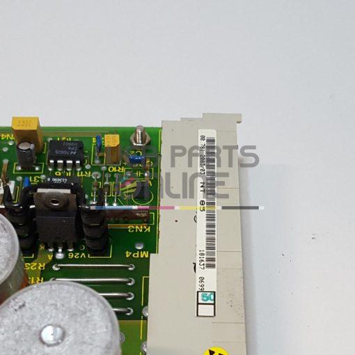Heidelberg 00.781.2083 NT85 Circuit Board