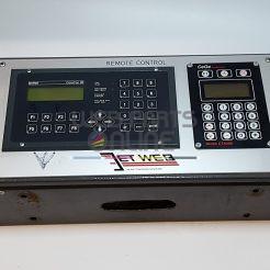 Heidelberg M600 Jetweb Remote Controller