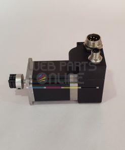Quadtech RCS4000 Scanner Rail Stepper Motor