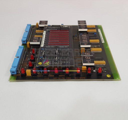 Heidelberg S8.186.5525 IDI2 DW8 Display Board