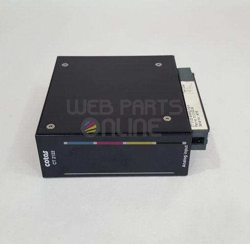 Cotas CT2122 Analog Input Module 51.2122.06