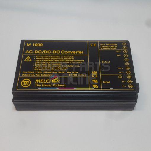 Melcher M 1000 AC-DC/DC-DC Converter M1000
