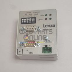 Lenze EMF2113IB Interbus Communication Module