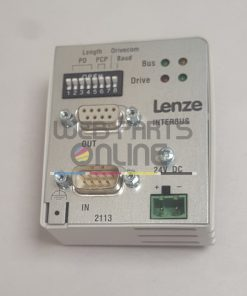 Lenze EMF2113IB Interbus Communication Module
