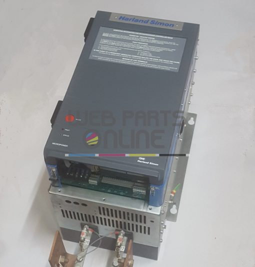 Harland Simon H4893P4741 Micropower DC Drive