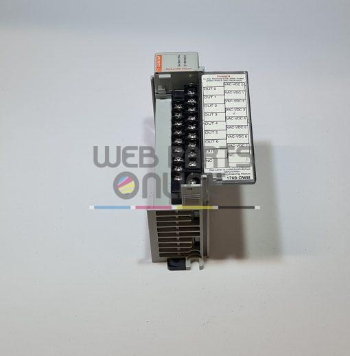 Allen Bradley 1769-OW8I isolated relay module