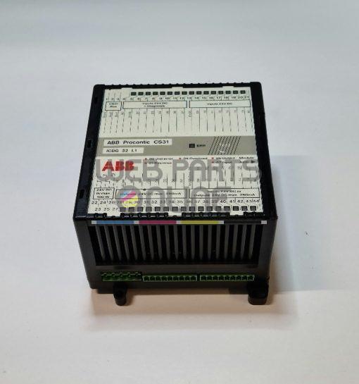 ABB Procontic CS31 ICDG32L1 I/O Module