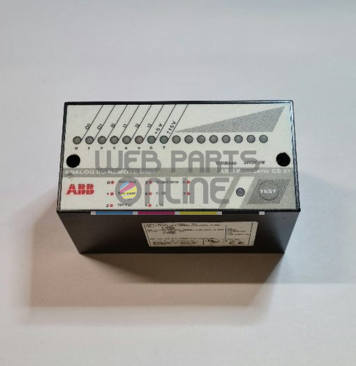 ABB Procontic CS31 ICSM06A6 Analog I/O Module