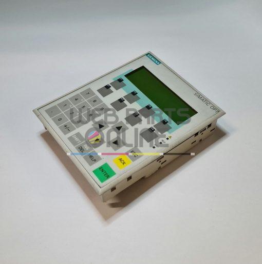 Siemens 6AV3607-1JC00-0AX1 OP7-PP Operator panel