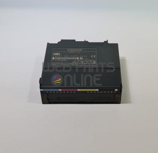 Siemens 6ES7 332-1HF01-0AA0 8 Relay Output Module